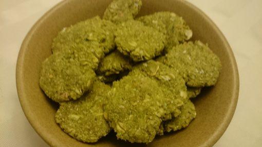 Peanut Butter & Kale