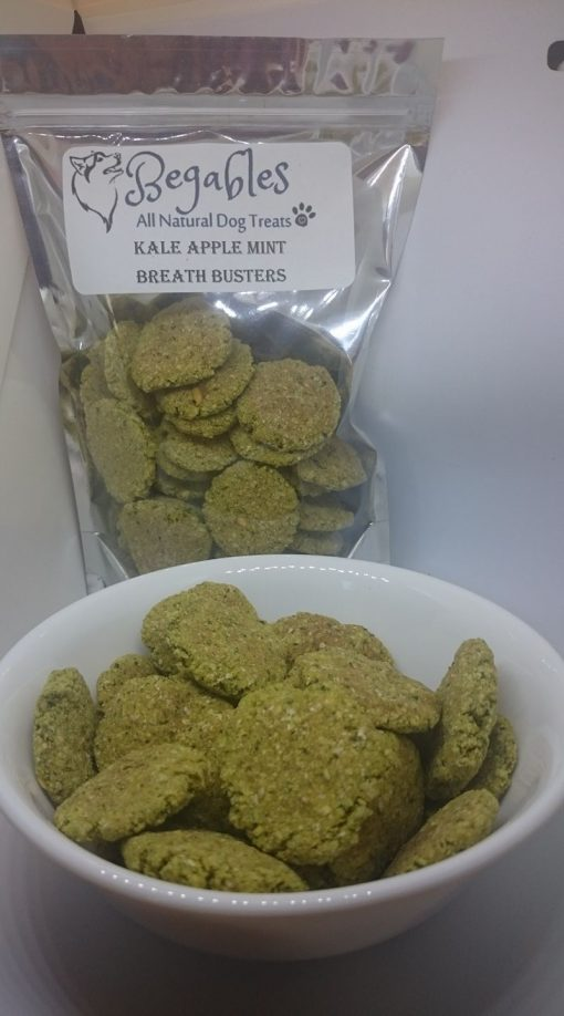 Kale Apple Mint