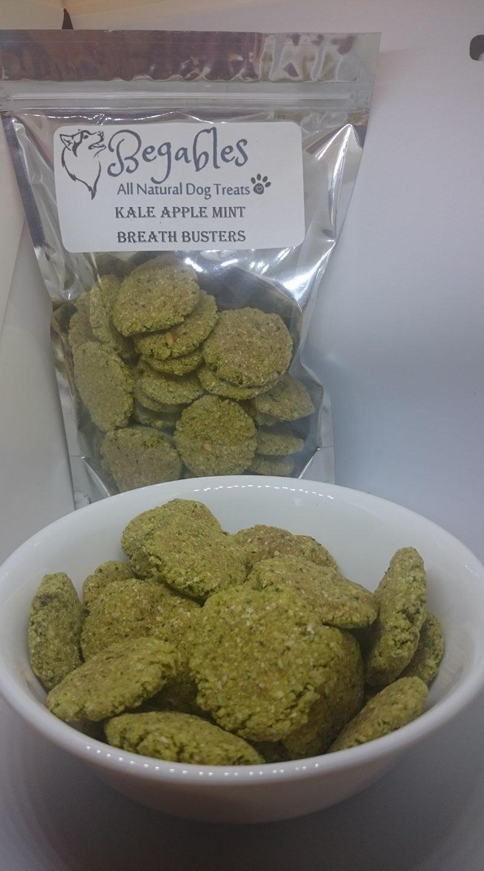 Kale Apple Mint