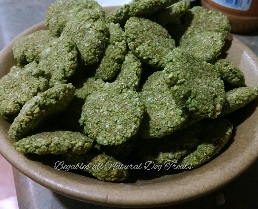 Kale Apple Mint Breath Busters
