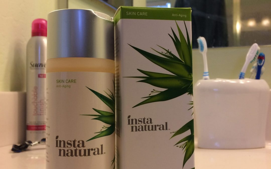 Glycolic Insta Natural Facial Cleanser