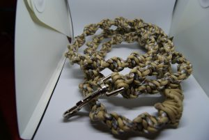 Khaki Camo Helix leash