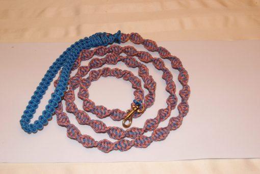 lightweight helix paracord leash