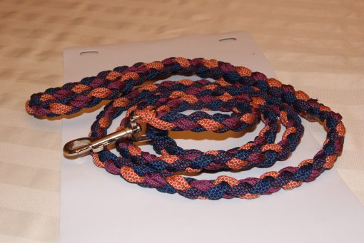 8 strand paracord leash