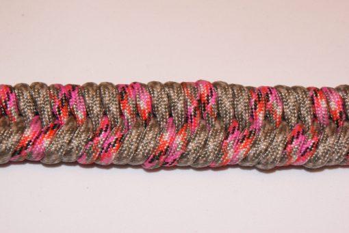 Fishtail weave