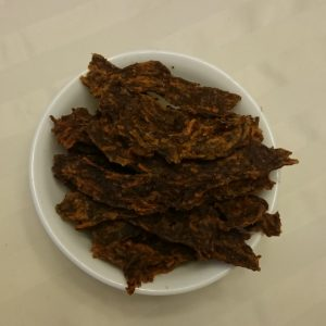 Turkey jerky for dogs