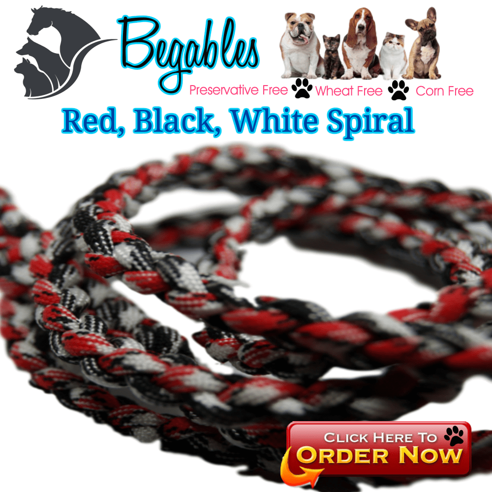 4 Strand Custom Paracord Dog Leash