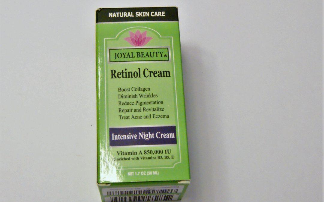 Joyal Beauty Retinol Cream