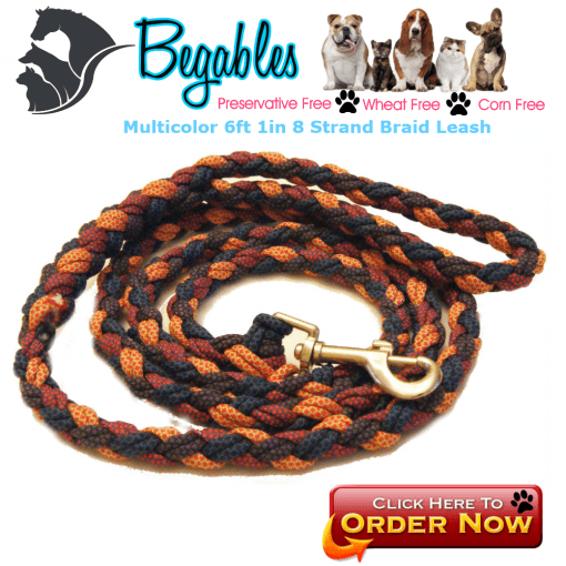 *strand braid leash