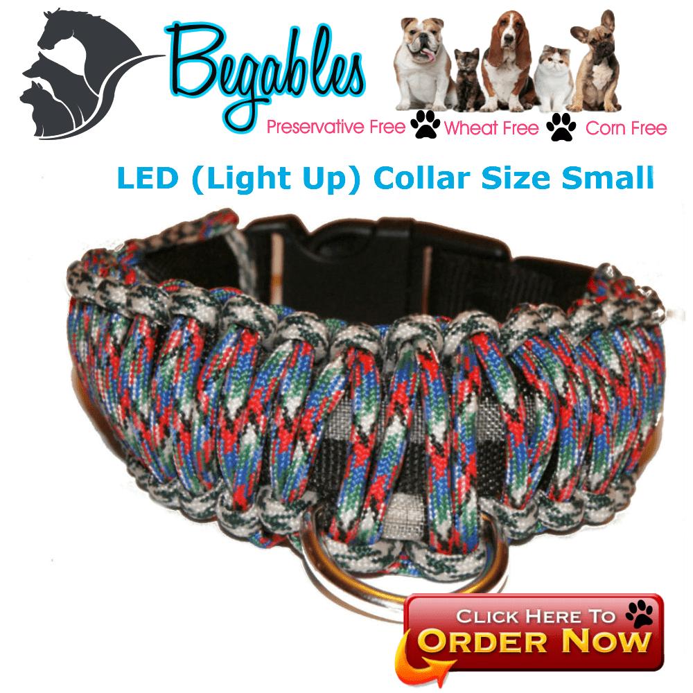 Small LED Collar