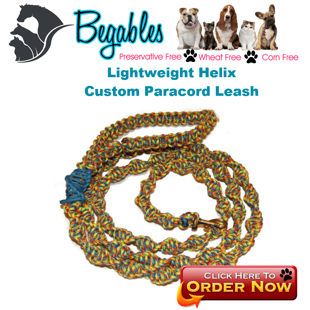 Lightweight Helix Leash