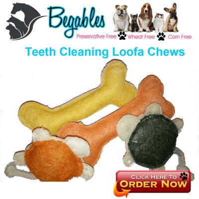 Loofa Chews