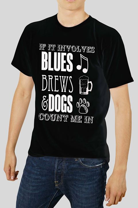 Blues Brews and Dogs