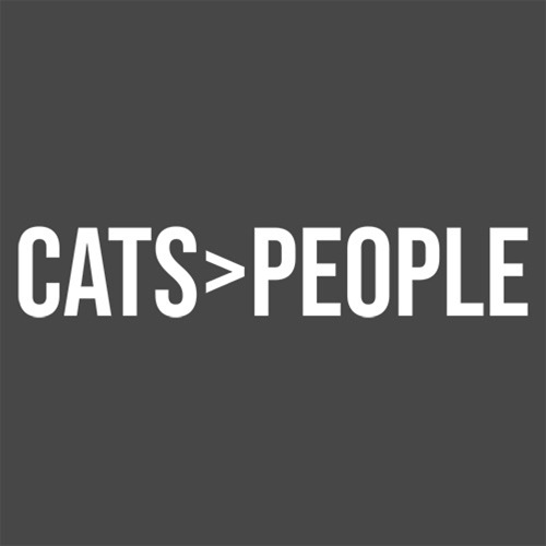 cats are greater than people