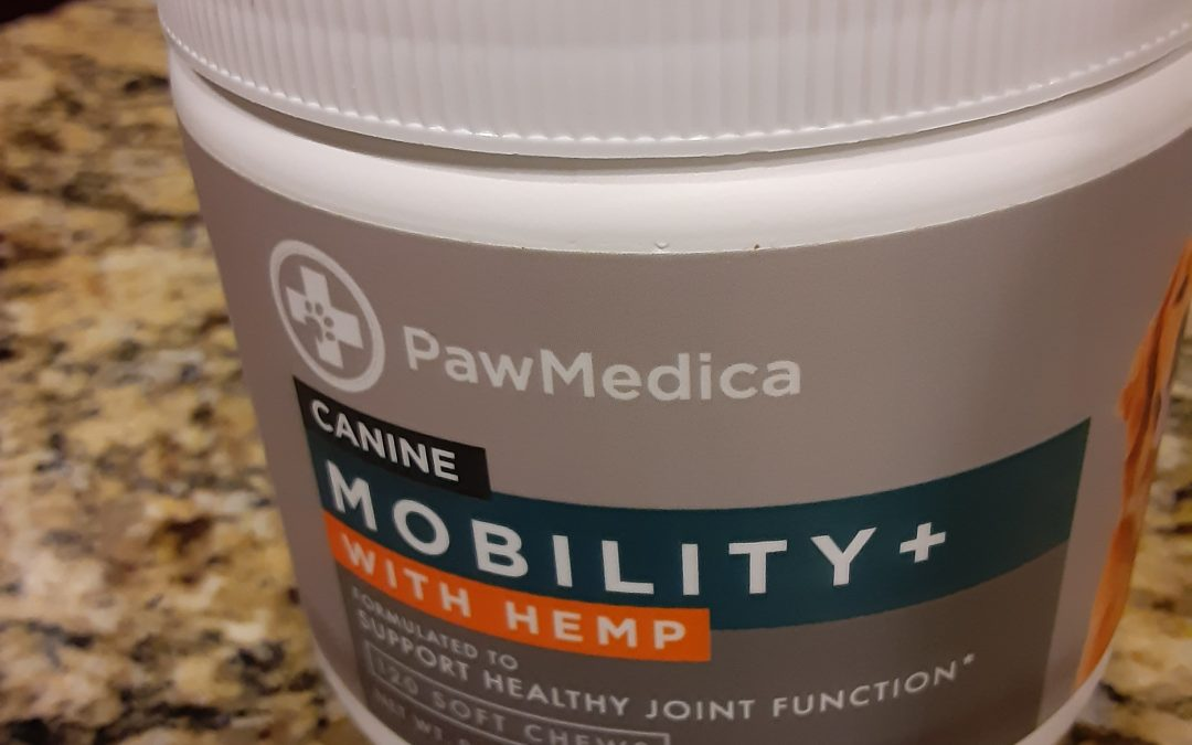 Pawmedica Canine Mobility+ Review