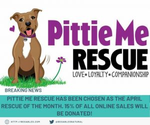 April Rescue of the month